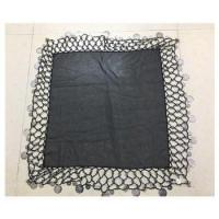 Buy cheap BestDance Handmade Women Square Belly Dance Veil Scarf with Gold Silver Coins Wedding from wholesalers