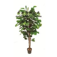 Buy cheap (Indoor & Outdoor) artificial OAK TREE from wholesalers
