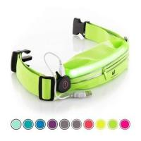 Buy cheap Sport People Running Belts Free Workout Freerunning Reflective Waist Pack Phone Holder Bag from wholesalers