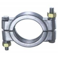 Buy cheap Stainless Steel Sanitary High Pressure Tri Clover Clamps from wholesalers