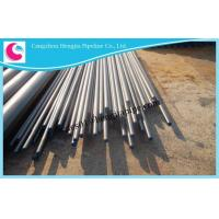 Buy cheap Stainless Steel/aluminum /galvanized Seamless Steel Pipe/tubing from wholesalers