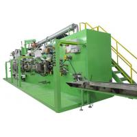 Buy cheap Full Servo Women Panty Liner Production Line from wholesalers