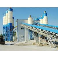 Buy cheap HZS240 full-automatic ready mix cement mixing plant from wholesalers