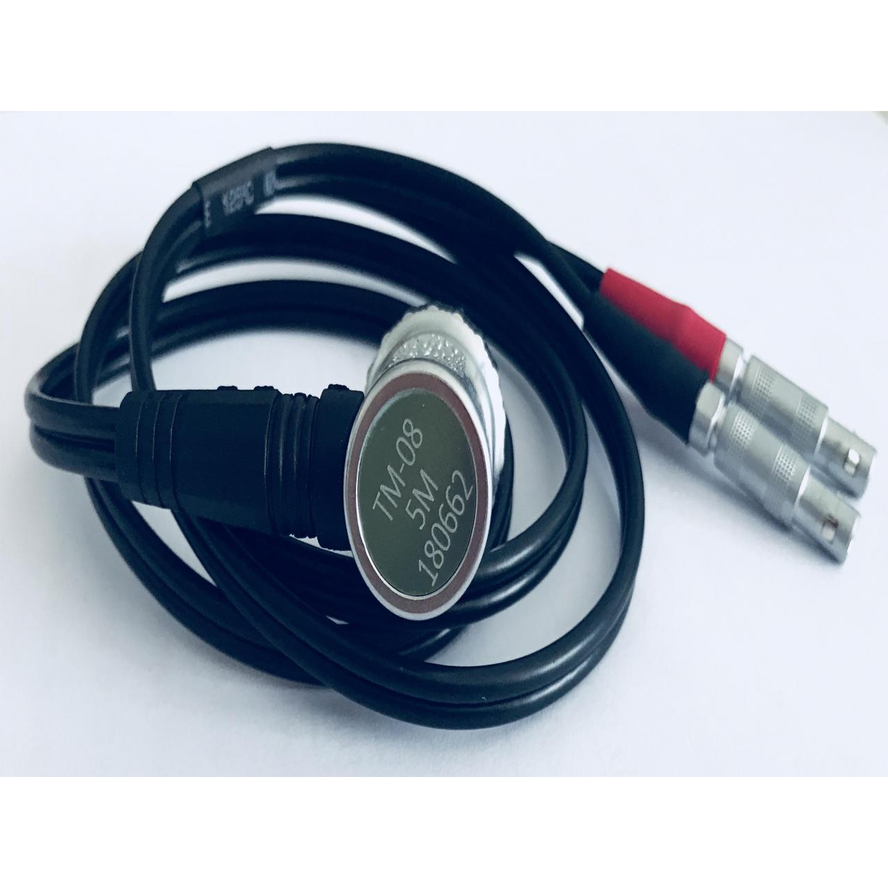 Buy cheap TM TYPE THICKNESS PROBE Ultrasonic Transducer from wholesalers