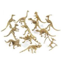 Buy cheap Large 6 Inch Dinosaur Skeleton Toy Figure Party Favors (Box Of 12) from wholesalers