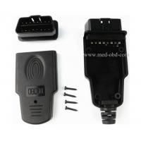 Buy cheap Black OBD2 OBDII Male 16Pin J1962 Connector from wholesalers