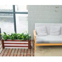 Buy cheap Custom Color Aluminum Alloy Patio Planter from wholesalers