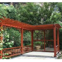 Buy cheap Garden Pergola With Planters from wholesalers