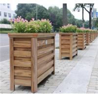 Buy cheap Wooden Raised Planters from wholesalers