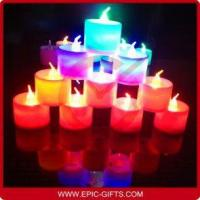 Buy cheap LED Tea Lights Electric Flameless Candles from wholesalers