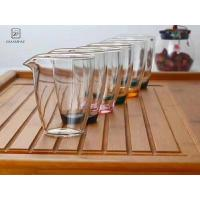 Buy cheap Hand Made Heat Resistant Glass Cha Xi Water Bowl for Gongfu Tea Cups from wholesalers