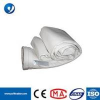 Buy cheap Coated PTFE Polyester Needle Felt Dust Filter Bag Dust Filter Fabrics Dust Filter Baghouse from wholesalers