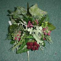 Buy cheap Artificial Flower 13 MIXED BERRIES BUSH X 7 from wholesalers
