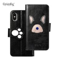 Buy cheap Animal PatternLeather Card Slot Book Stand Slim Flip Folio Wallet Protective Case Cover For IPHONEX from wholesalers