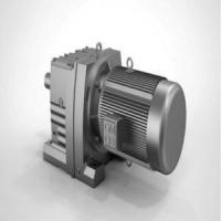 Buy cheap R Helical Gear Reducer Shaft Input High Efficiency Inline Gearbox High Torque from wholesalers