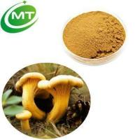 Buy cheap Chinese mushroom 30%Polysaccharides Cantharellus cibarius Extract from wholesalers