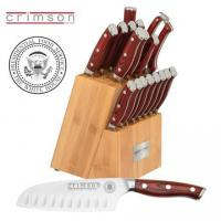 Buy cheap Presidential Chefs Presidential Food Service 18pc CRIMSON BLOCK SET from wholesalers