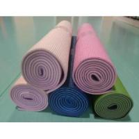Buy cheap PVC double color fitness mat from wholesalers