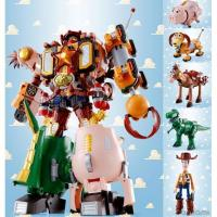 Buy cheap Bandai Toy Story Chogattai Woody Robot Sheriff Star from wholesalers
