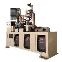 Buy cheap Ringlock Scaffolding Connection Pipe Welding Machine from wholesalers