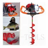 Buy cheap Fishing ice drill BZ260 Ice auger from wholesalers