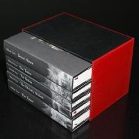 Buy cheap Round back binding hard back book print from wholesalers
