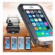 Buy cheap Case for iPhone Extreme duty shockproof waterproof gorrila case for iPhone 6 metal skin product