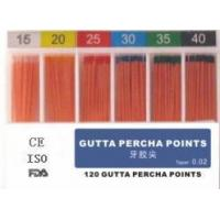 Buy cheap Gutta Percha Points Protaper from wholesalers