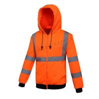 Buy cheap High Visibility Hoodie Sweatshirt F22 from wholesalers