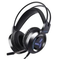 Buy cheap Blue Color and Headband Style Gaming Headset 7.1 Channel USB Headphone With Mic from wholesalers
