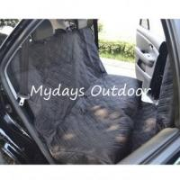 Buy cheap Dog Seat Cover for Cars Trucks Suvs Xtra Size Black Car Seat Cover Waterproof Nonslip Backing from wholesalers