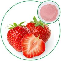 Buy cheap Strawberry Powder, Healthy Fruit Juice Pure Powder China Supplier from wholesalers