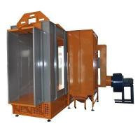 Buy cheap Tunnel Powder Coating Spray Booth for Window, Door Frame from wholesalers