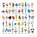 Buy cheap Hot Temporary Children Tattoo Stickers for Body from wholesalers
