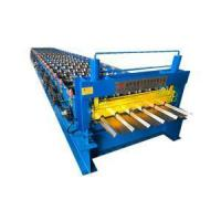 Buy cheap trapezoidal roll forming machine for sale from wholesalers