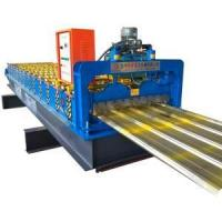 Buy cheap Trapezoidal profile roofing machine for sales from wholesalers