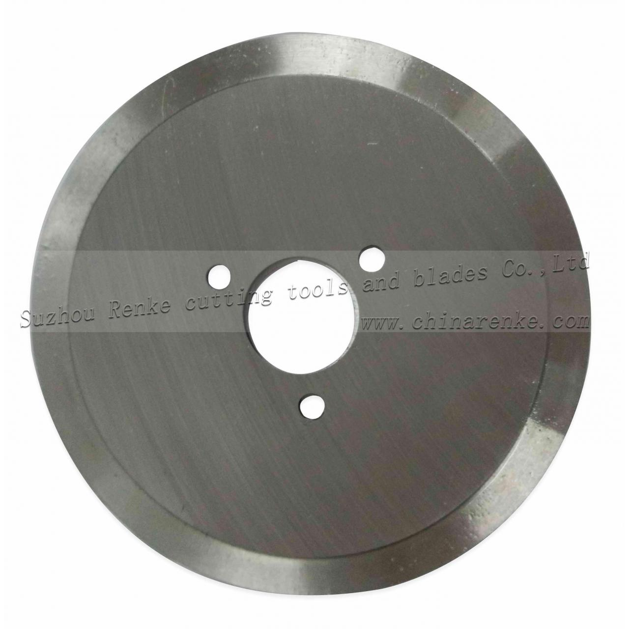 Buy cheap Circular Blade for Cutting Corrugated Cardboard from wholesalers