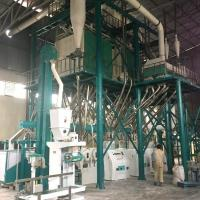 Buy cheap Wheat flour mill Wheat flour mill machine HDFW60-80 from wholesalers
