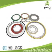Buy cheap Spiral Wound Gasket for Exhaust and Heat Exchanger from wholesalers