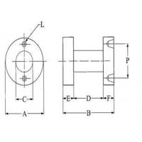 Buy cheap DR2W Ferrite Core from wholesalers
