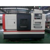 Buy cheap High precision CNC lathe machine tool from wholesalers