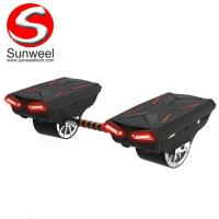 Buy cheap HoverShoes Electric Roller Skates With LED Lights from wholesalers
