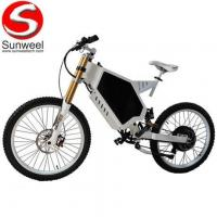 Buy cheap Enduro Stealth Bomber Electric Bike from wholesalers
