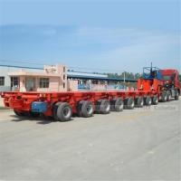 Buy cheap Multi Axle Trailer from wholesalers