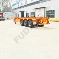 Buy cheap Container Chassis from wholesalers