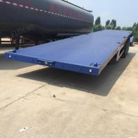 Buy cheap 40 Ft Flatbed Trailer from wholesalers