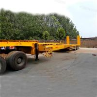 Buy cheap Extendable Lowboy Trailer from wholesalers