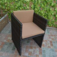 Buy cheap Outdoor Dining Outdoor Cane Chairs from wholesalers