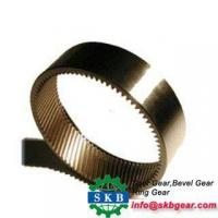 Buy cheap Sinotruk howo truck flywheel ring gear titanium steel gear ring product