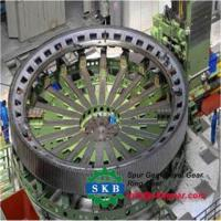 Buy cheap low alloy steel cast gear ring for engineering machinery part from wholesalers